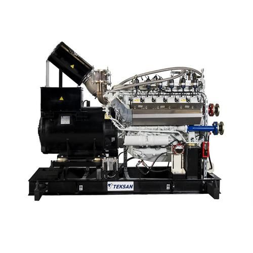 Natural Gas Generator Sets