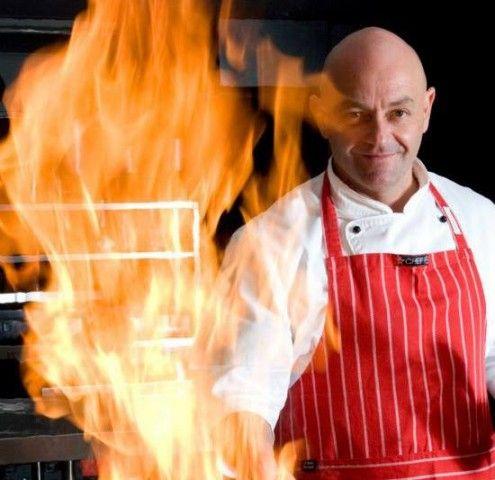 Chef Peter Ayub