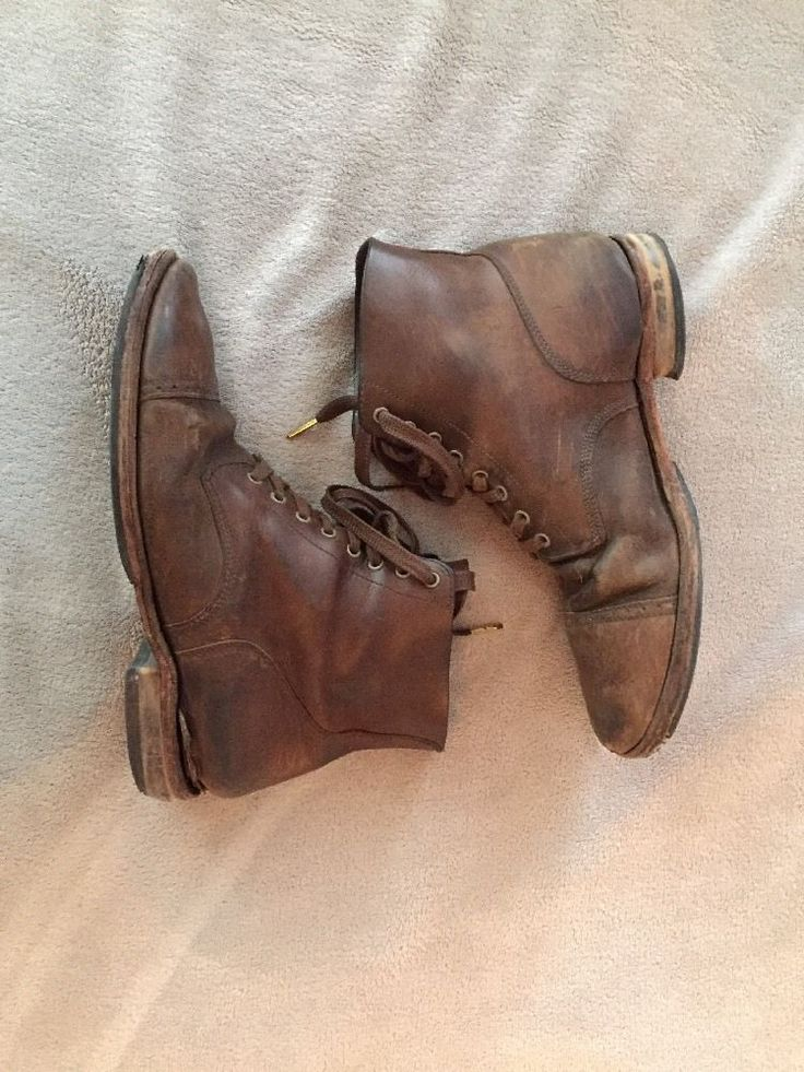 Best 20 Mens Leather Boots Ideas On Pinterest Men