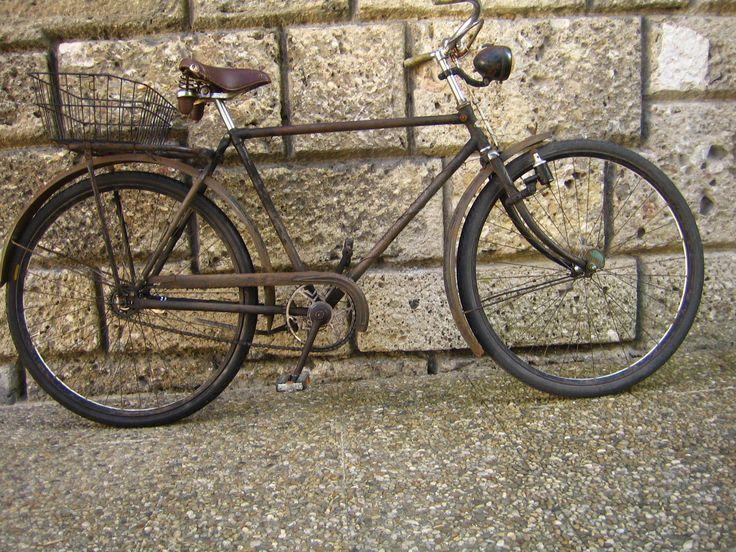 Oldtimer Antik Nostalgie Fahrrad 30er Jahre WANDERER altes Rad Oparad Waffenrad | eBay