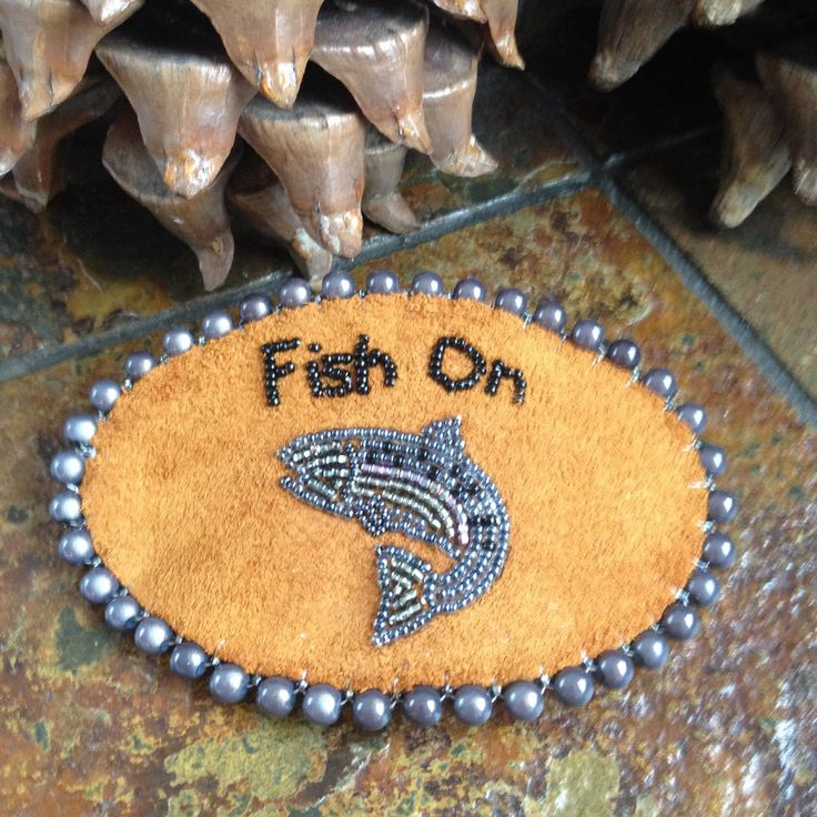 A personal favorite from my Etsy shop https://www.etsy.com/listing/292721725/fish-barrette