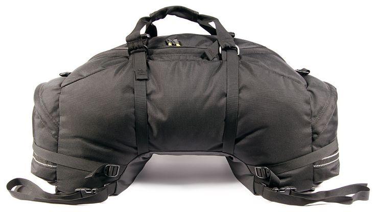 Beta Plus Rear Bag by Wolfman Motorcycle Luggage   Wolfman Luggage