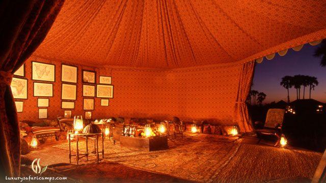 Jacks Camp at Luxury Safari Camps