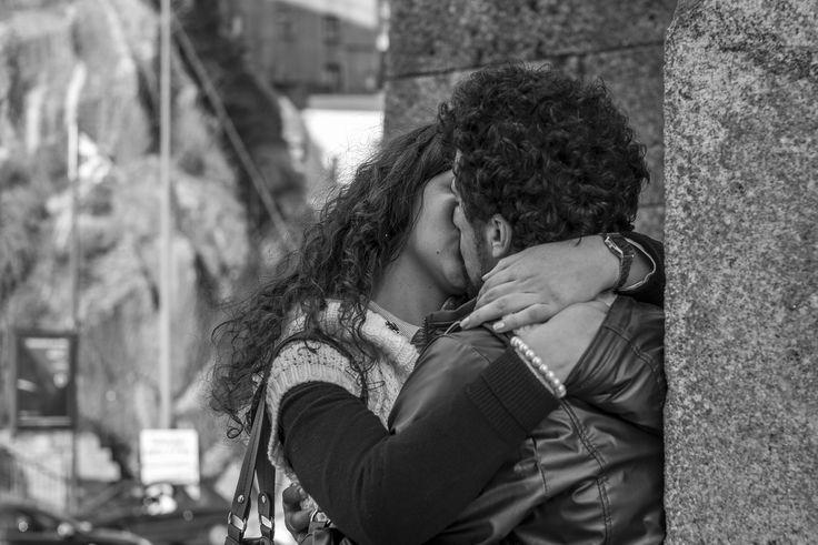 the kiss... - fatima salcedo