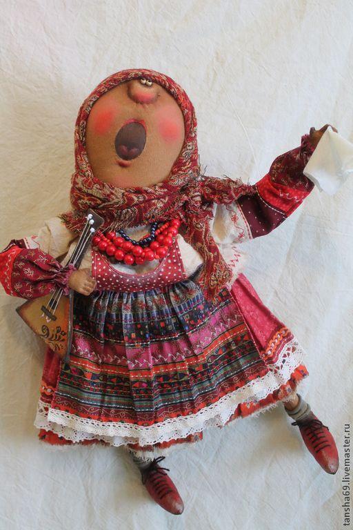 Гастроли! - разноцветный,текстильная кукла,ароматизированная кукла,интерьерная кукла