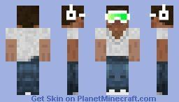 Biggs87x's Minecraft Skin. #Biggs87x #Biggs87 #YouTuber #Minecraft