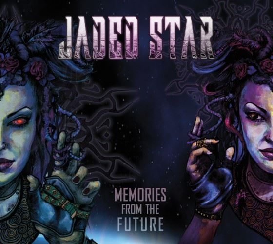 JADED STAR – Memories From The Future