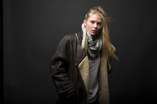 Feminist. Emma Holten håber at kunne skabe et mere nuanceret billede af, hvem den feministiske bevægelse er anno 2015. - Foto: JANUS ENGEL