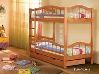 Двухъярусные кровати для детей и взрослых