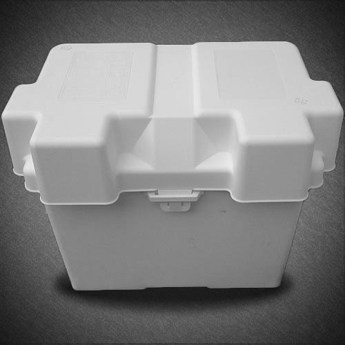 Parkit360 white battery box