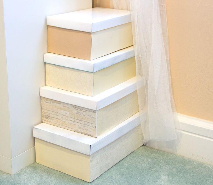 1000 ideas about shoe box storage on pinterest shoe box cute storage boxes and ribbon storage - Shoe box storage shelves ...