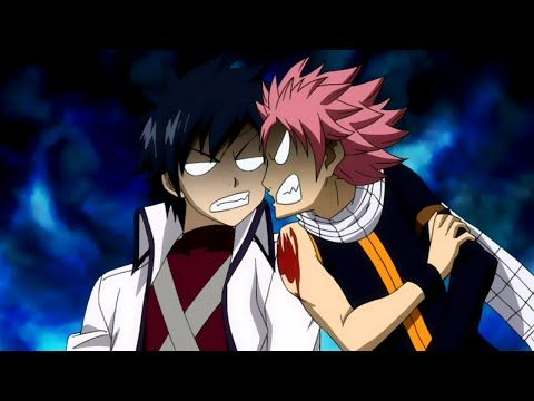 Fairy Tail Rival Scenes (DUBBED) - YouTube