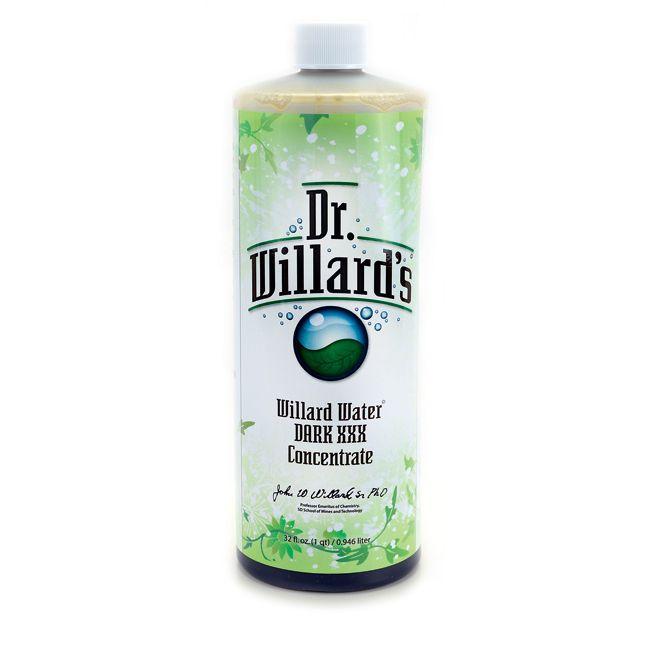 Willard Water XXX Dark Concentrate, 32 fl oz Liquid AED392.00 #UAESupplements
