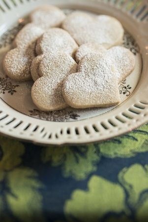 Christmas biscuits by foodwriter Csaba Dalla Zorza,Milan, Italy - Lombardy