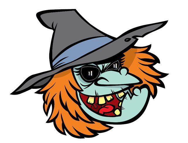 maestra de infantil mscaras y caretas de halloween a color