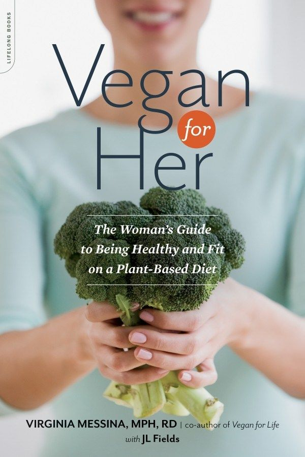 Vegan for Her by @Matt Valk Chuah Vegan RD and @JLgoesVegan. Can't wait for this very important book! Check out their new website!