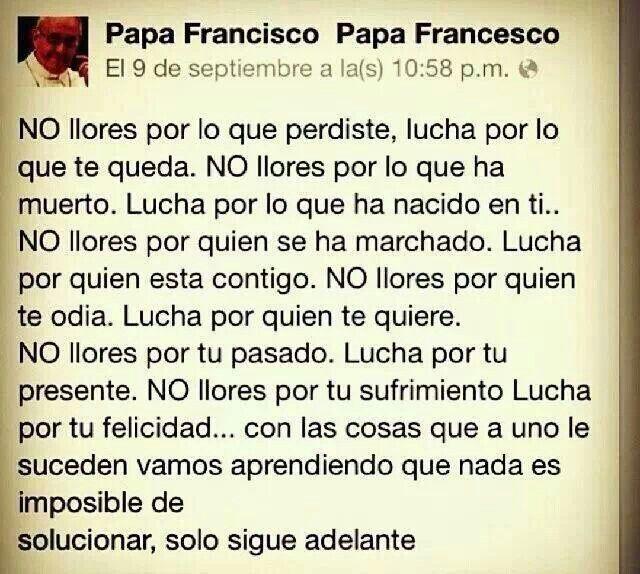 Papa Francisco                                                                                                                                                      Más