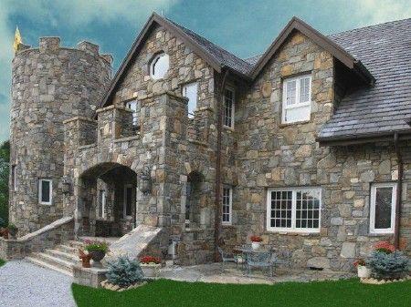 33 best modern day castle homes images on pinterest for Modern day houses