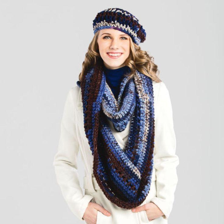 Loops & Threads  Charisma  Yarn Hats, Hat crochet and Crochet
