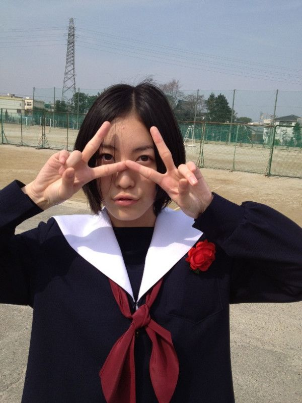 Jurina's middle school graduation #SKE48