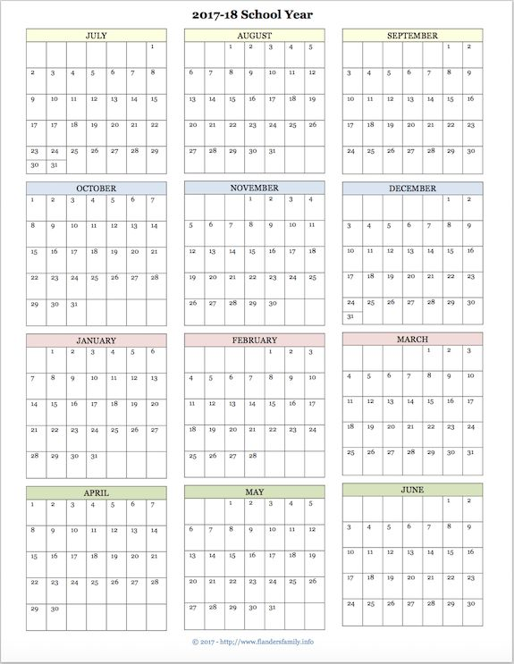 Best 25+ Academic calendar ideas on Pinterest Assignment planner - attendance calendar template