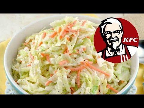 Como hacer ensalada de repollo, rica y fácil receta con salsa - YouTube