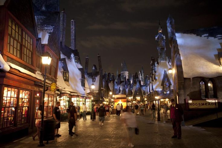 Harry Potter Land, Islands of Adventure