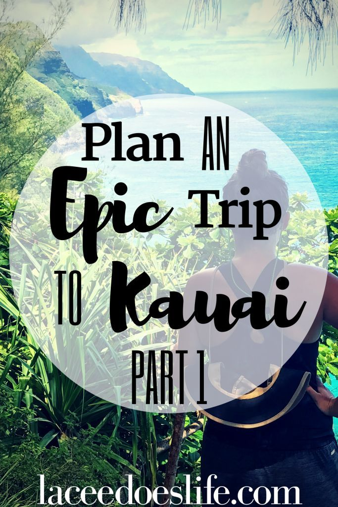 Plan Epic Trip | Kauai | Hawaii | Vacation | Adventure | Travel | Visit Kauai | Hike Kauai | Napali Coast | Waimea Canyon | Wailua Falls | Waterfalls | Kalalau Trail | Sleeping Giant | Tunnels Beach | Hanalei Bay | Kapaa | Kilauea | Lihue | Poipu | Mauna Loa Helicopter | Helicopter Tour | Napali Coast Boat Tour | Holo Holo Charters