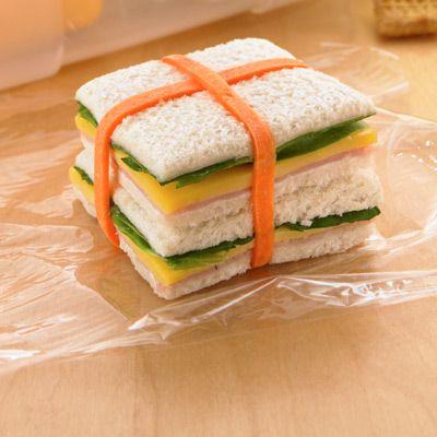 Lunchbox Surprise Sandwich #kids #lunchboxes