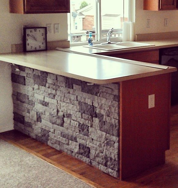 The 25 best ideas about Airstone Backsplash on Pinterest