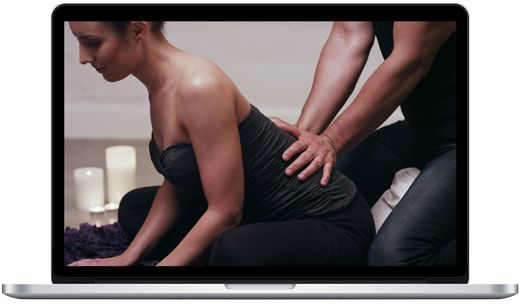 The Cat Walk from our Massage Highlights Series. This deep, comforting technique works the lower back and glutes and feels absolutely sensational. Learn to massage your partner at home, get instant access to our beautiful videos.