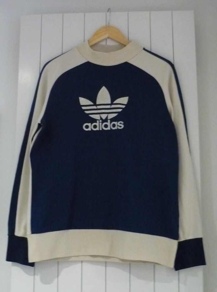 Vintage Adidas Sweater Panels Street In 2019 Vintage