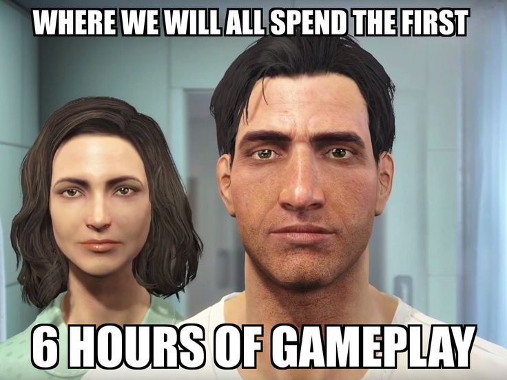 True -- I'm actually dedicating my first night to just creating my character.  That gamer life...