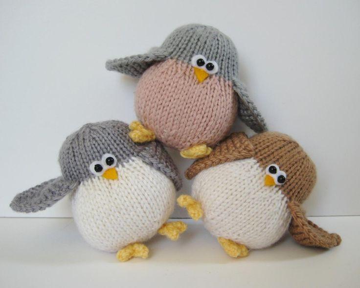 Magnífico Knitting Patterns Toys Animals Free Cresta - Ideas de ...