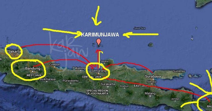 How To Get to Karimun Jawa Islands