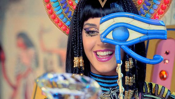"❥ Katy Perry's ""Dark Horse"": One Big, Children-Friendly Tribute to the Illuminati"