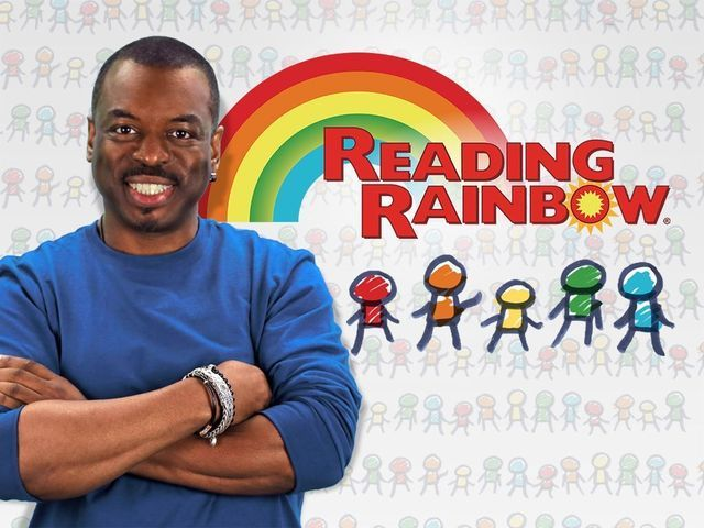 Bring Reading Rainbow Back for Every Child, Everywhere by LeVar Burton & Reading Rainbow — Kickstarter: Funded in 11 hours! Yay! #Kids #Literacy #Reading_Rainbow