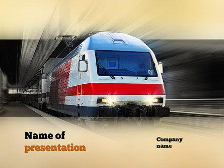 http://www.pptstar.com/powerpoint/template/electric-locomotive/ Electric Locomotive Presentation Template