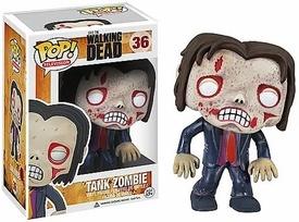 Funko POP! Walking Dead Vinyl Figure Tank Zombie Pre-Order ships April