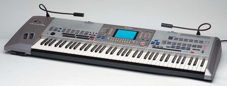 Yamaha PSR 9000 pro (Te Koop)