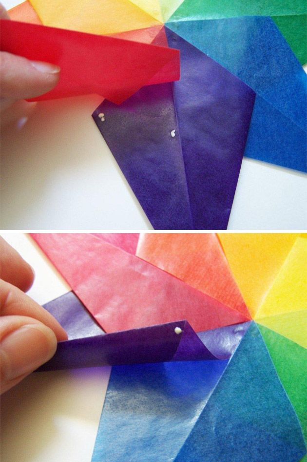 » Crafts for Kids: Kite Paper Stars