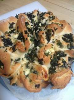 Herb  Garlic Pull Apart - With photo - A Thermomix Forum recipe