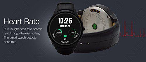 Indigi Android 4.4 Smart Watch Phone GSM 3G+WiFi GPS Google Play + Free 32gb SD 164.99  #1.54-inchesAndroid4.4OS3GSmartWatchPhoneWristWatch+GSMWireless3GSmartPhone(Callasmobilephone)withGooglePlayStoreandCapacitiveMulti-TouchScreen #CardSlot #GooglePlayStore #GPS...