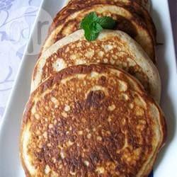 Pancakes de sarrasin à l'avoine @ allrecipes.fr