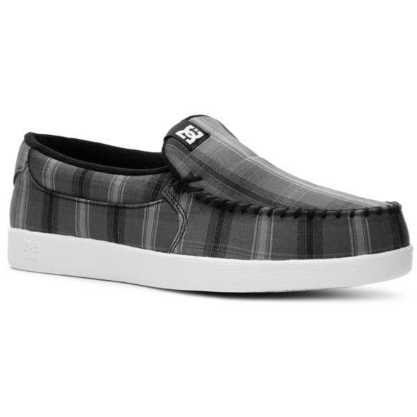 DC Shoes Villain TX Slip-On Sneaker - Mens