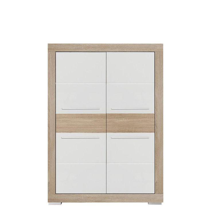 96 best Wohnzimmer \/ Vitrinen \ Schränke images on Pinterest - küchen hochglanz weiß