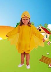 Resultado de imagen para disfraz pollito