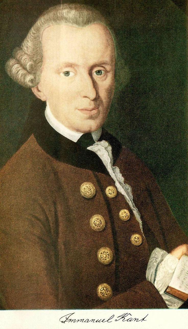 an explanation of human morality in immanuel kants creation of the idea of the categorical imperativ Get an answer for 'how does immanuel kant define enlightenment and what is the signifance of his definition' and find homework help for other immanuel kant questions at enotes a categorical imperative what is the morality of immanuel kant.