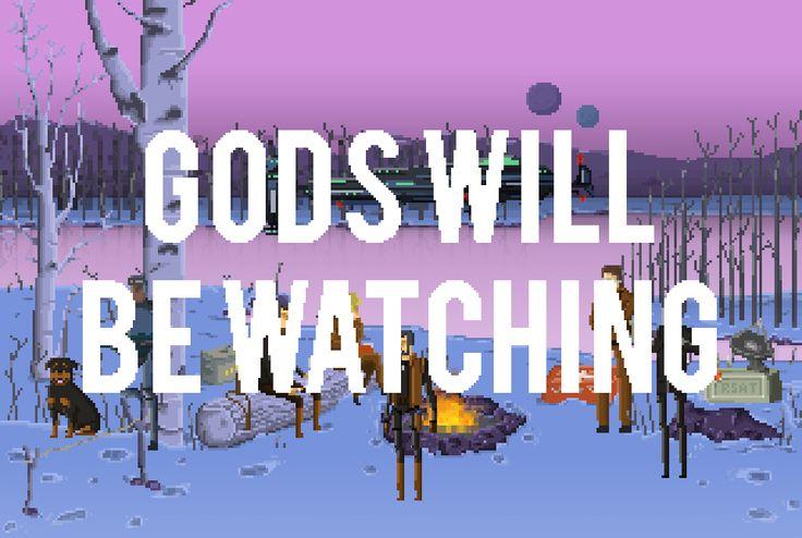 Il trailer di lancio di Gods Will be Watching