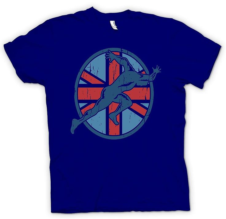 Womens T-shirt - Team GB - Running - Sprint